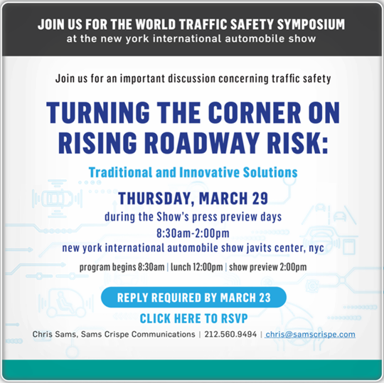 World Traffic Safety Symposium